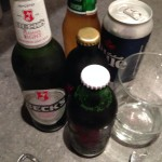 In my glass: Low alcohol beer and a scientific experiment
