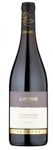 L'Avenir Pinotage 2012 wine from Sainsbury