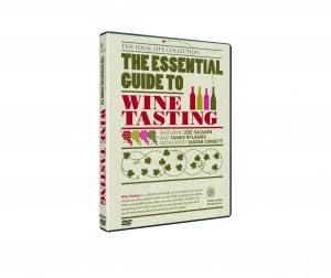 The Essential Guide to Wine Tasting DVD