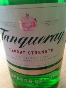 Tanqueray London  Gin